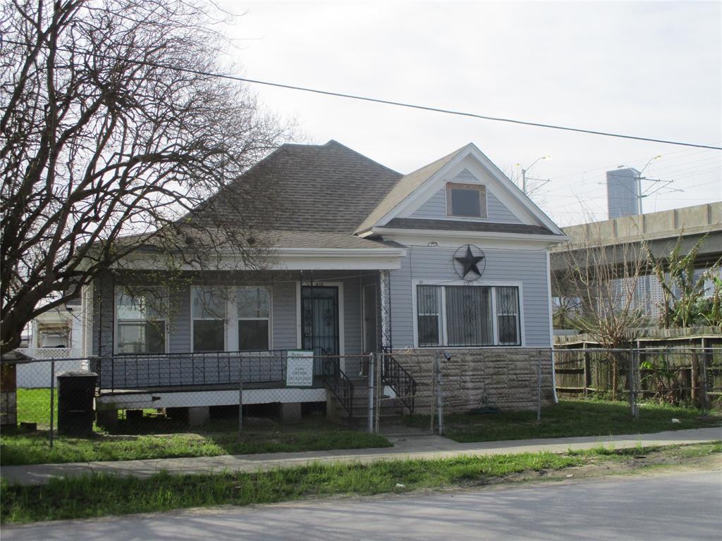 616 Brooks Street, Houston, TX 77009 - Houston, TX real estate listing