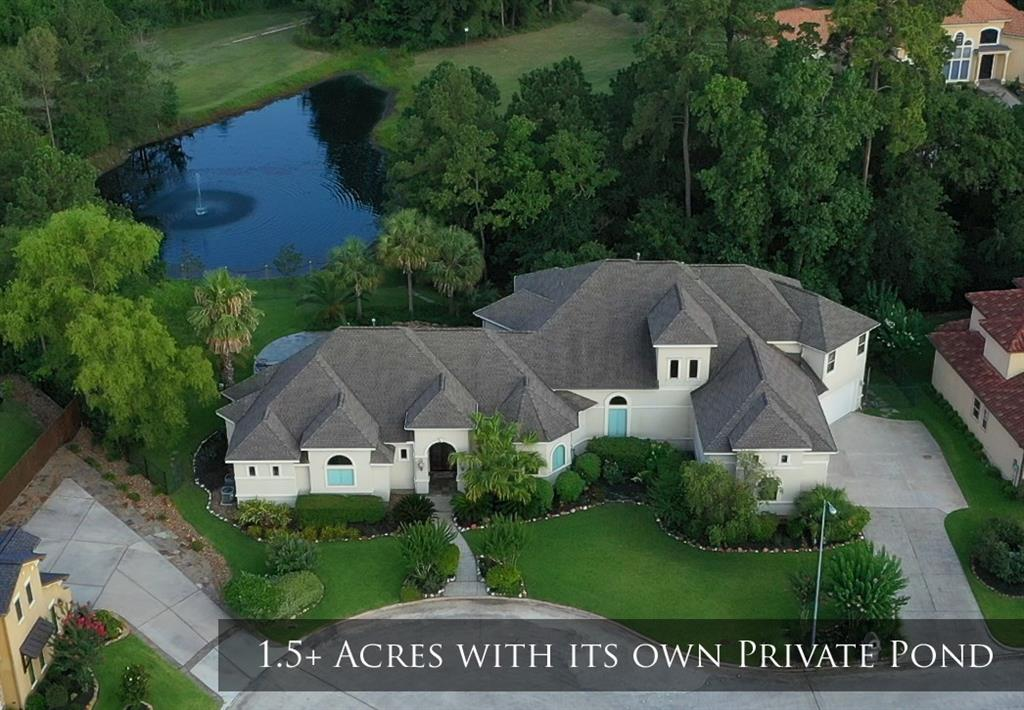 6507 Wilding Wimbledon Court Property Photo - Spring, TX real estate listing