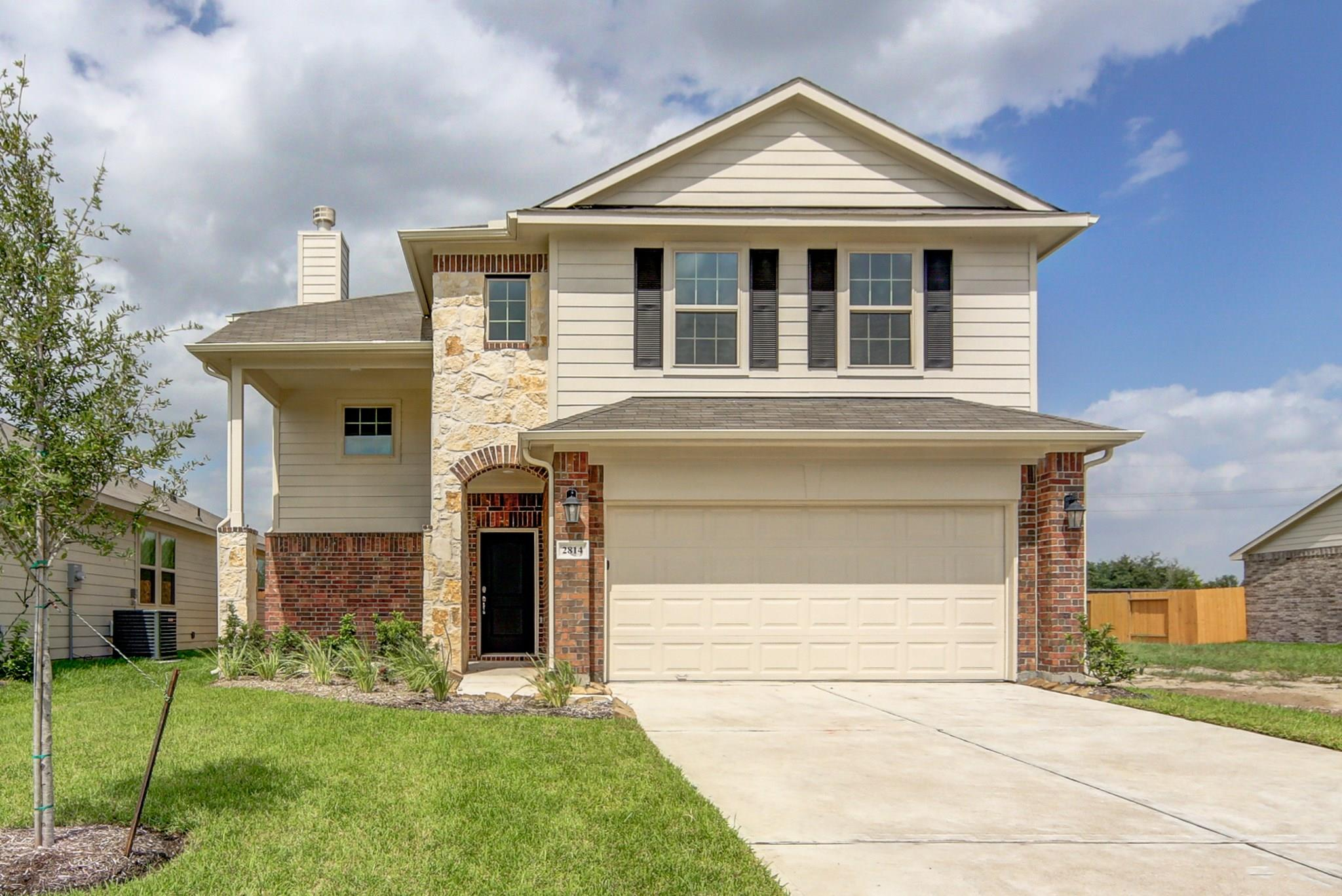 2814 Glenfield Manor Lane Property Photo - Houston, TX real estate listing