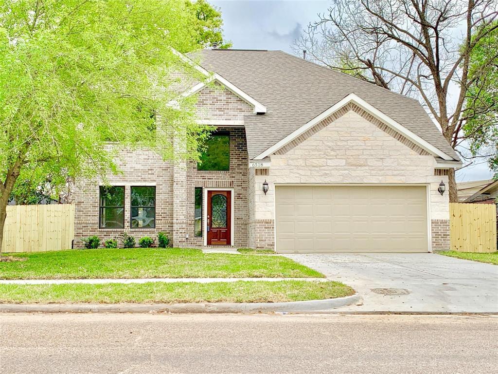 6518 Narcissus Street Property Photo - Houston, TX real estate listing
