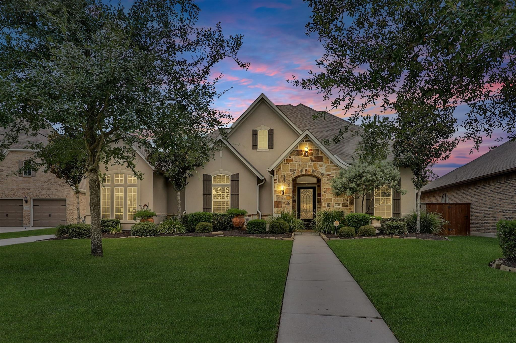 2611 Streeter Lane Property Photo - Spring, TX real estate listing