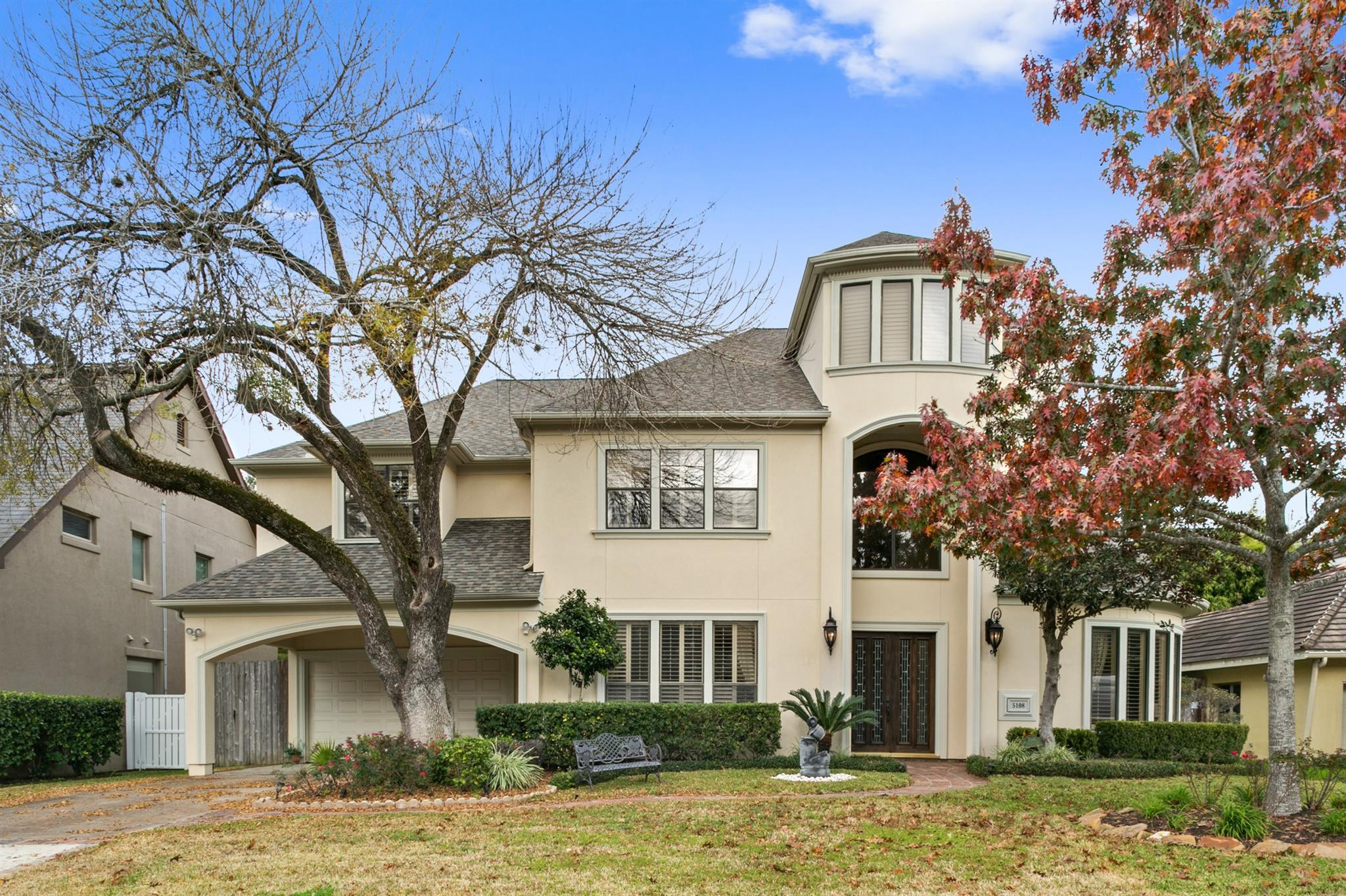 5108 Pocahontas Street Property Photo - Bellaire, TX real estate listing
