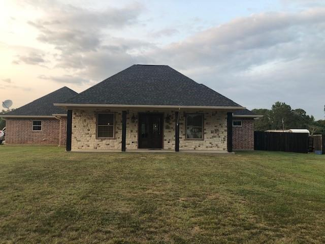 425 County Road 4630 Property Photo - Spurger, TX real estate listing