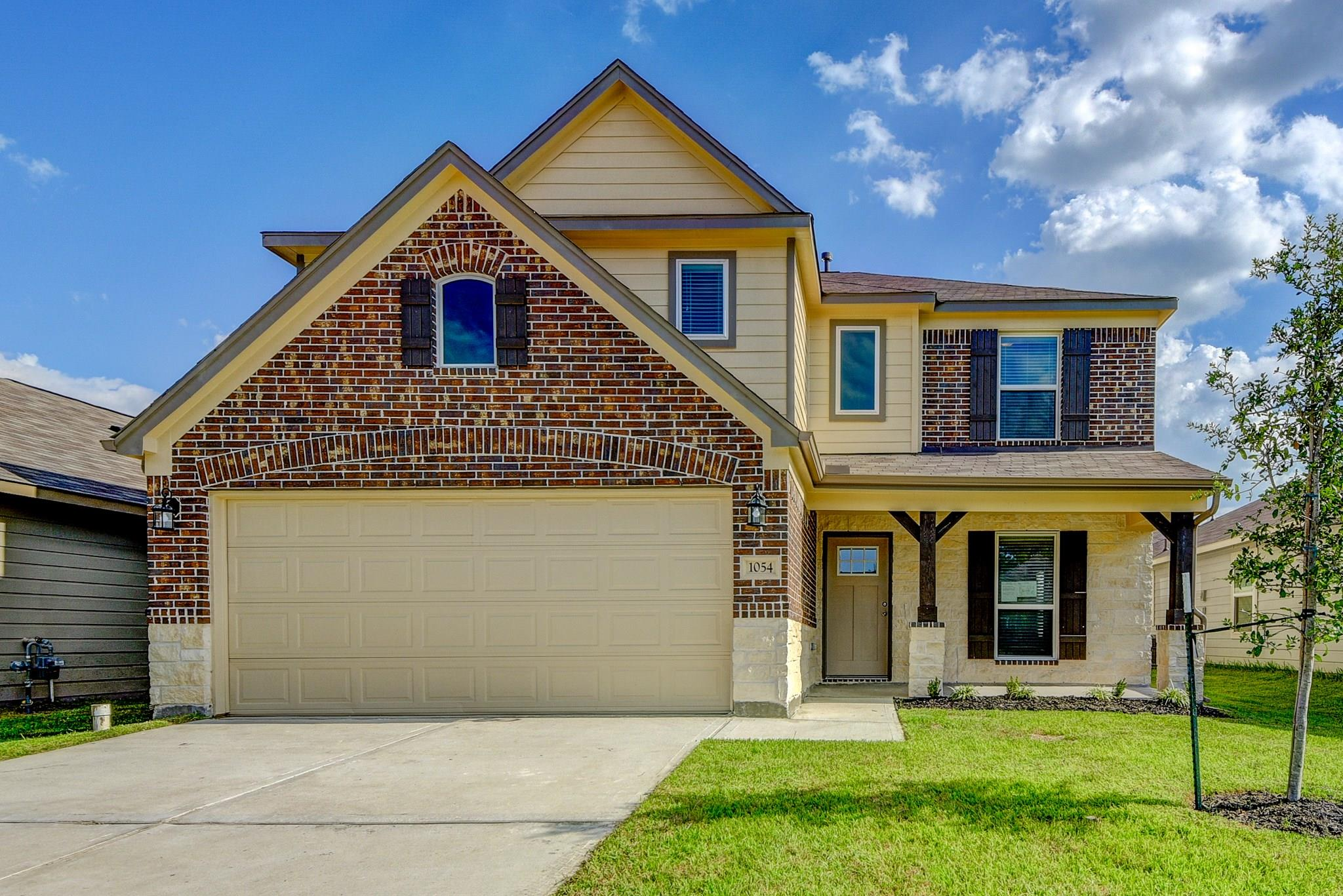 1054 Ranch Oak Drive Property Photo - Houston, TX real estate listing