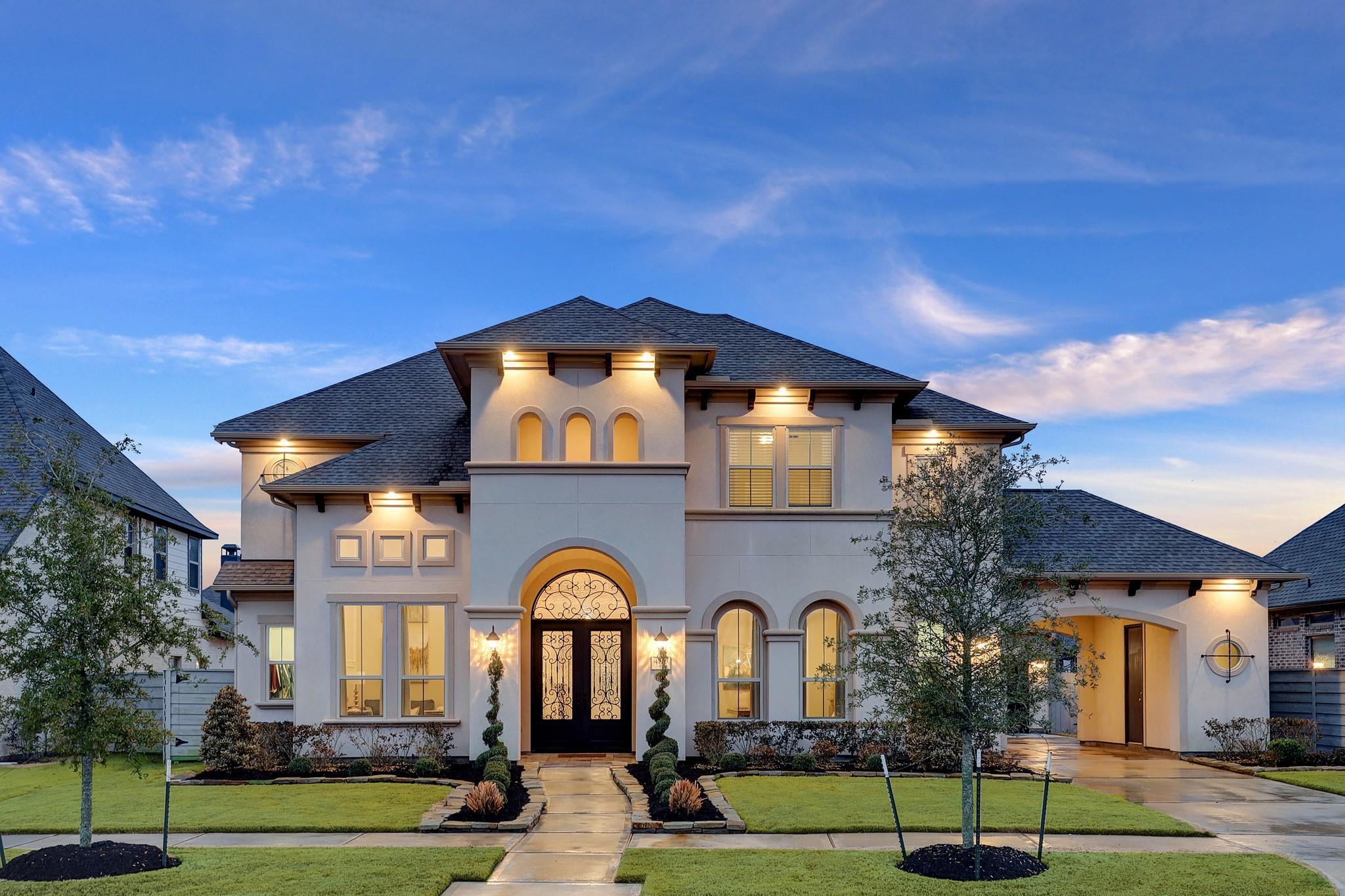 4710 Mesquite Terrace Drive Property Photo - Manvel, TX real estate listing