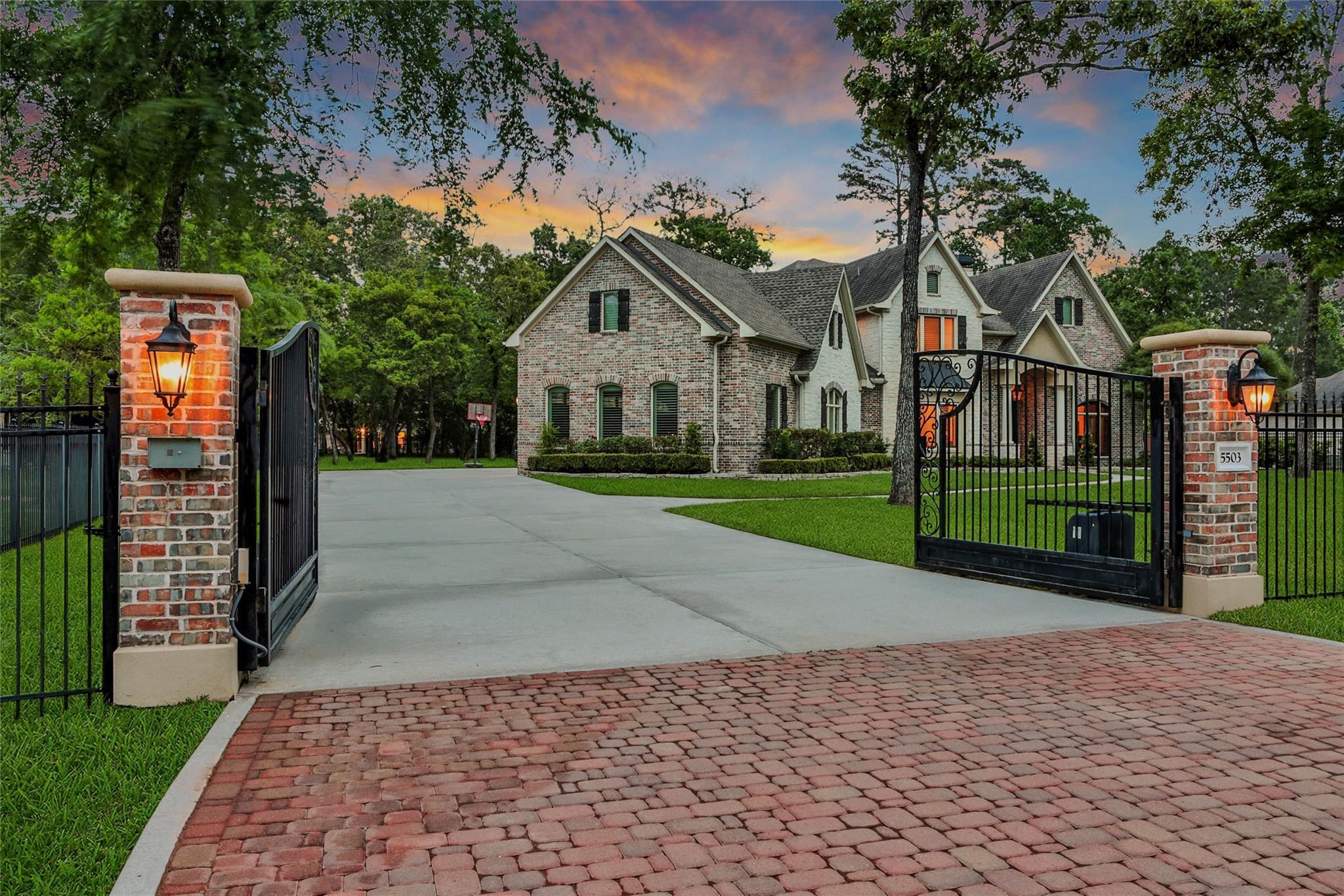 5503 Pine Wood Meadows Lane Property Photo