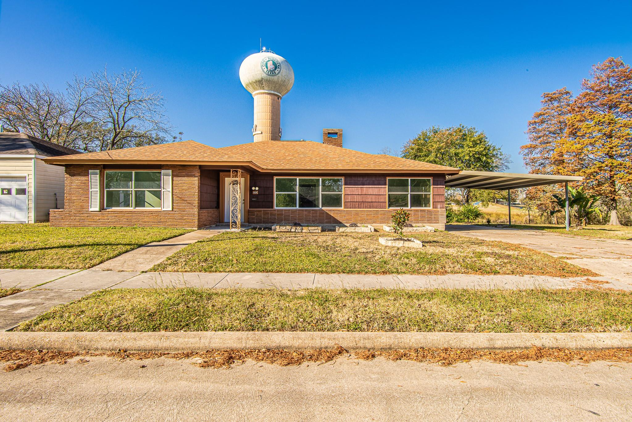 404 Vince Street Property Photo - Pasadena, TX real estate listing