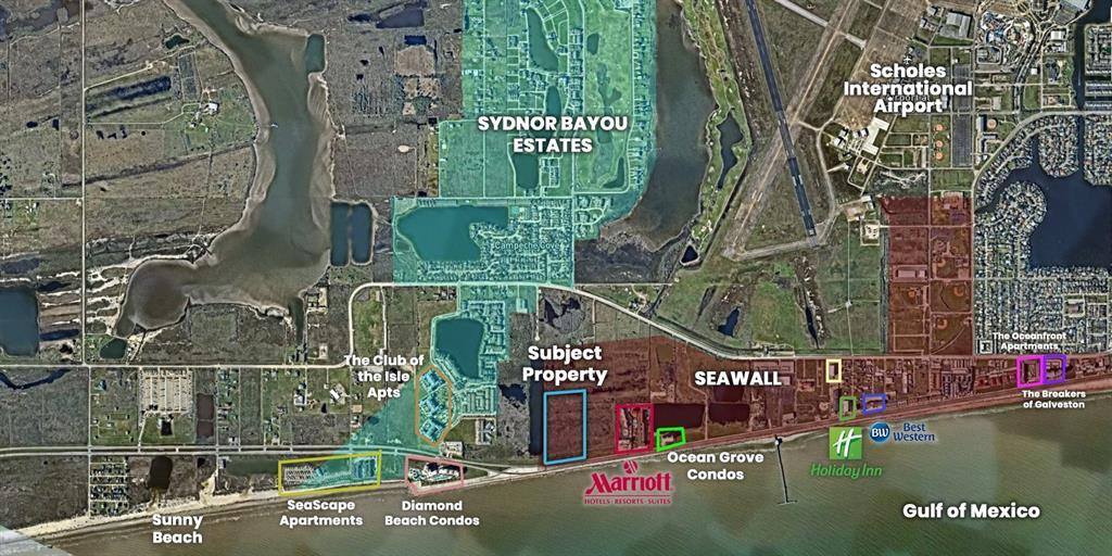 9902 Seawall BLVD Property Photo - Galveston, TX real estate listing