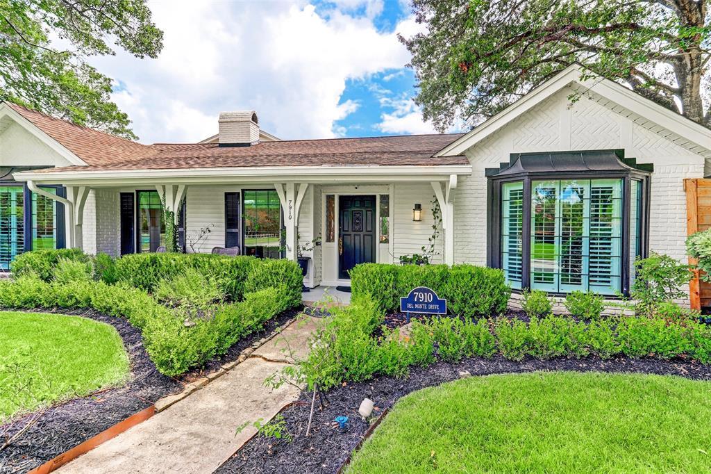7910 Del Monte Drive Property Photo - Houston, TX real estate listing