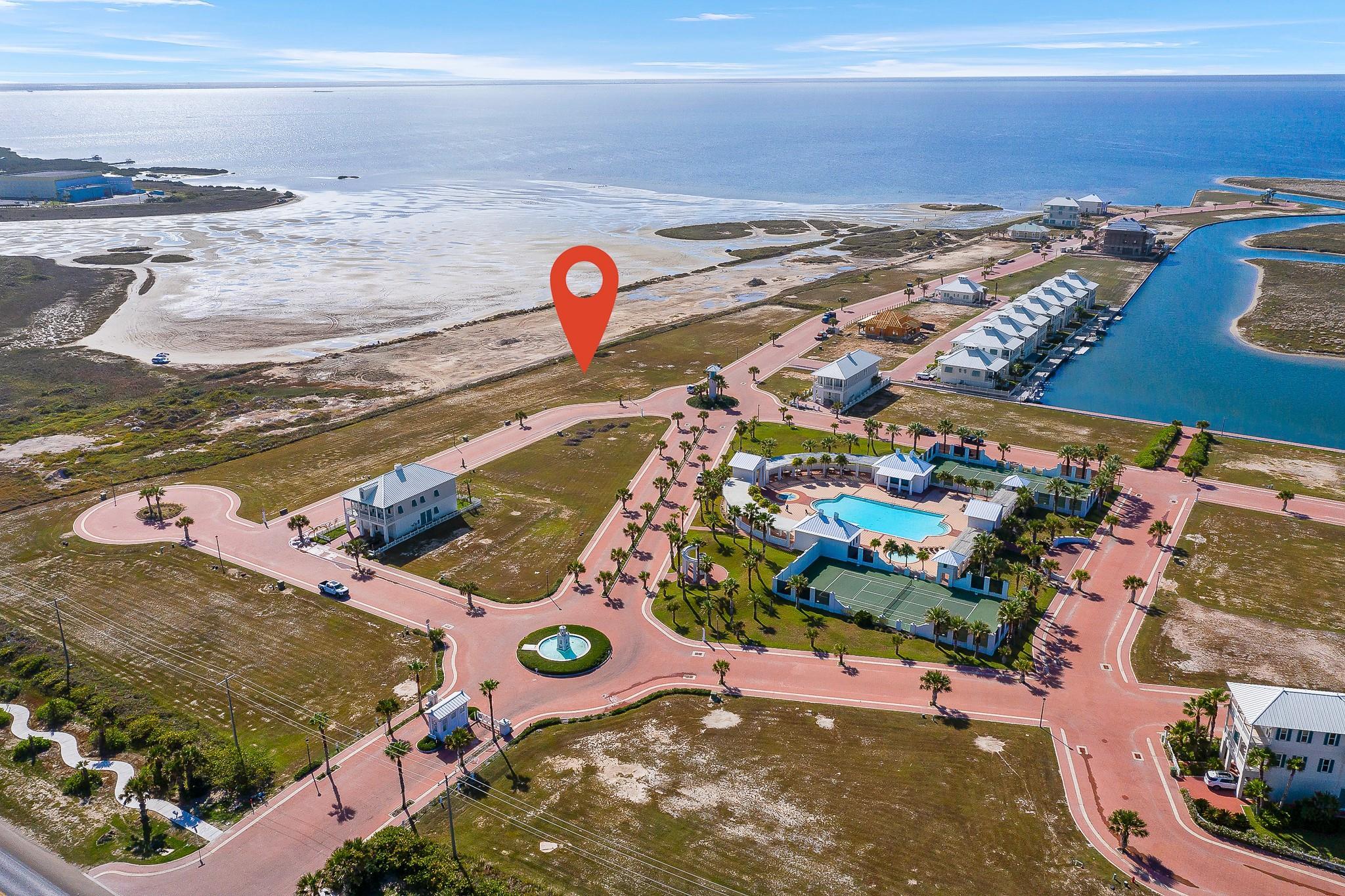 0 Marine Drive Property Photo - South Padre Island, TX real estate listing