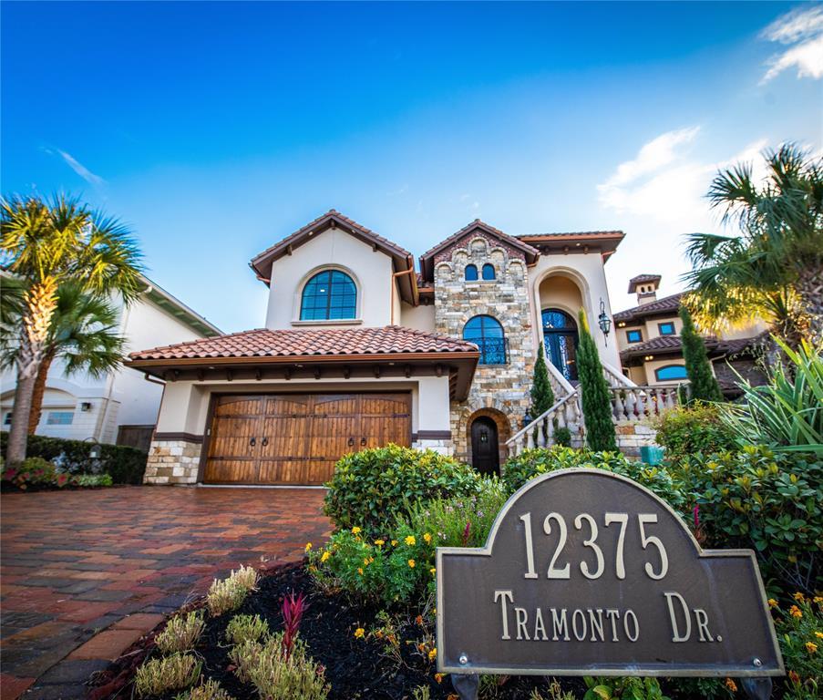 12375 Tramonto Drive Property Photo - Conroe, TX real estate listing