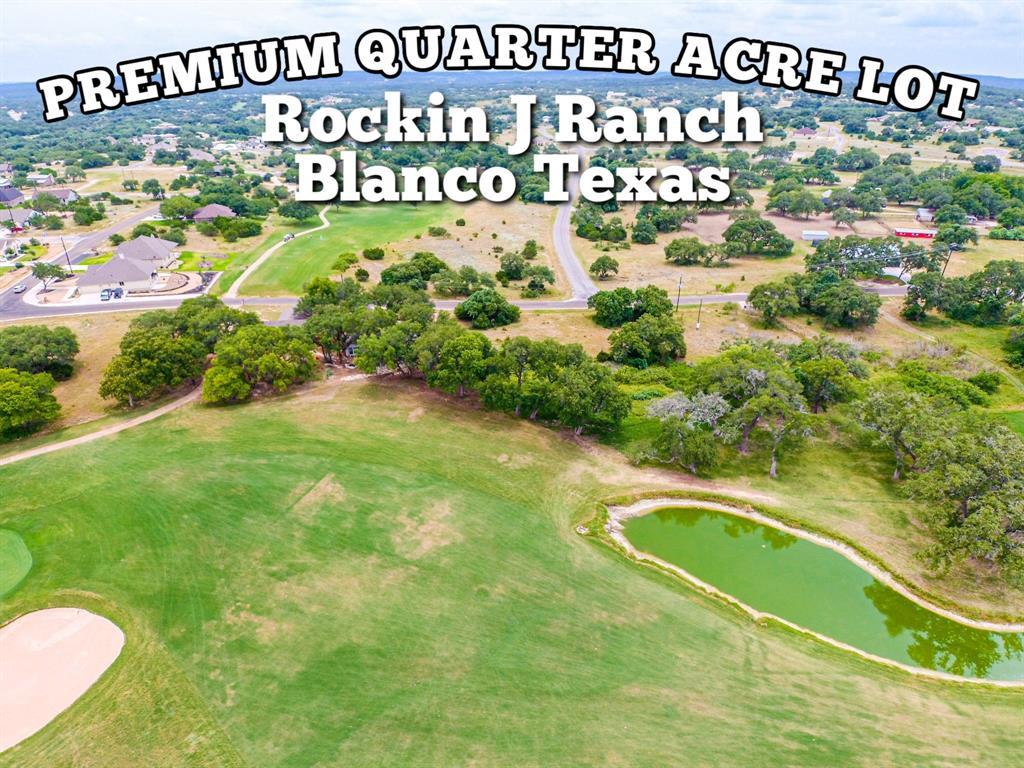 Lot 589 John Price Property Photo - Blanco, TX real estate listing