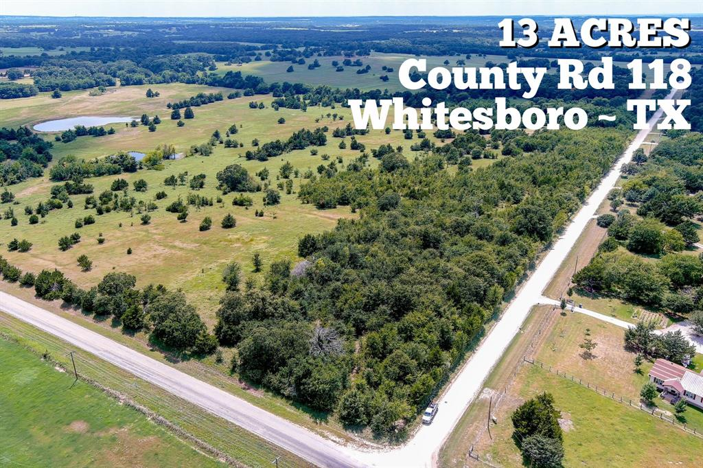 13-ac County Rd 118 Property Photo - Whitesboro, TX real estate listing