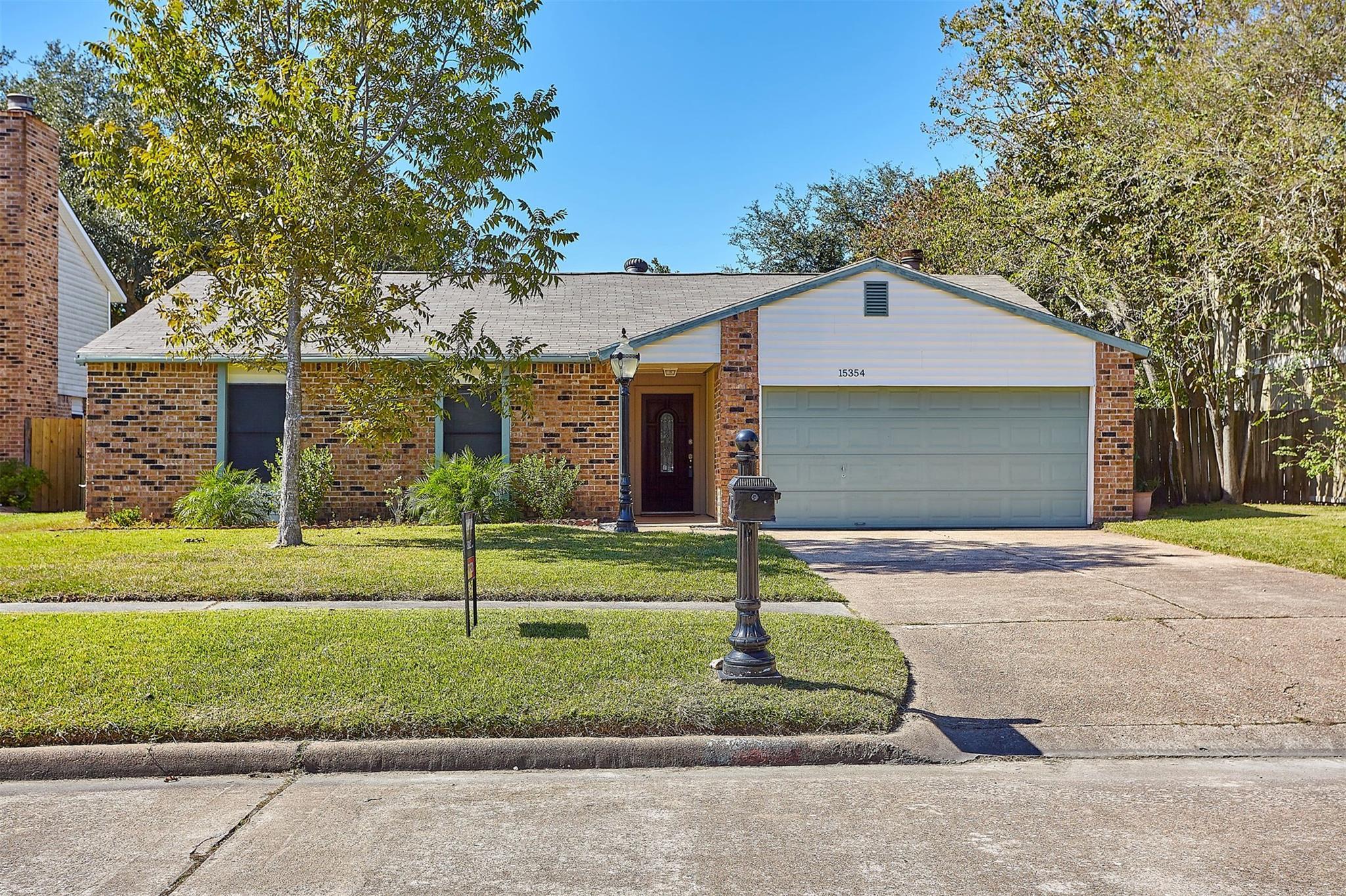 15354 Mcconn Street Property Photo - Houston, TX real estate listing