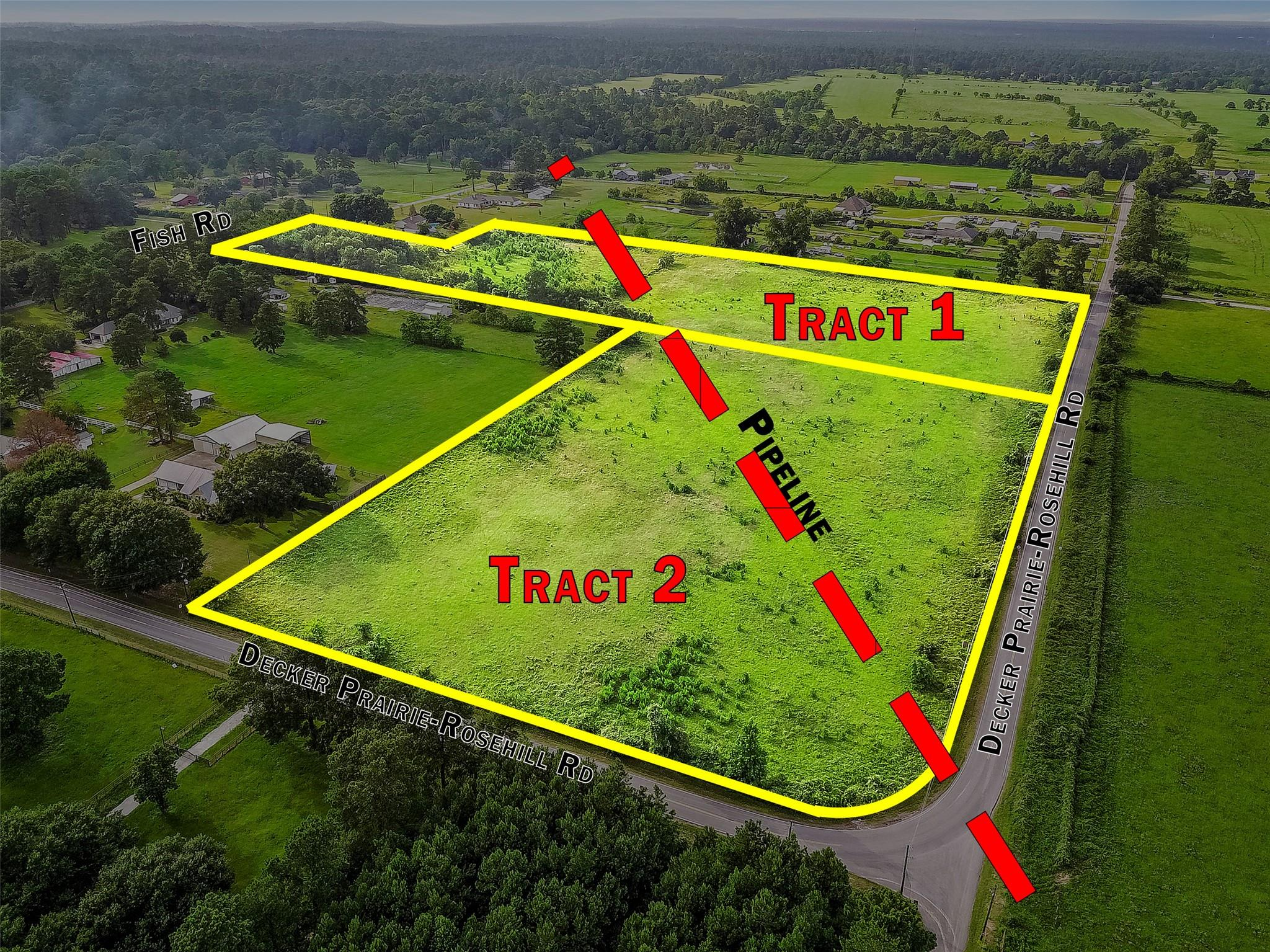 A0290 James Thomas, Tract 2v 1, Acres 18 Real Estate Listings Main Image