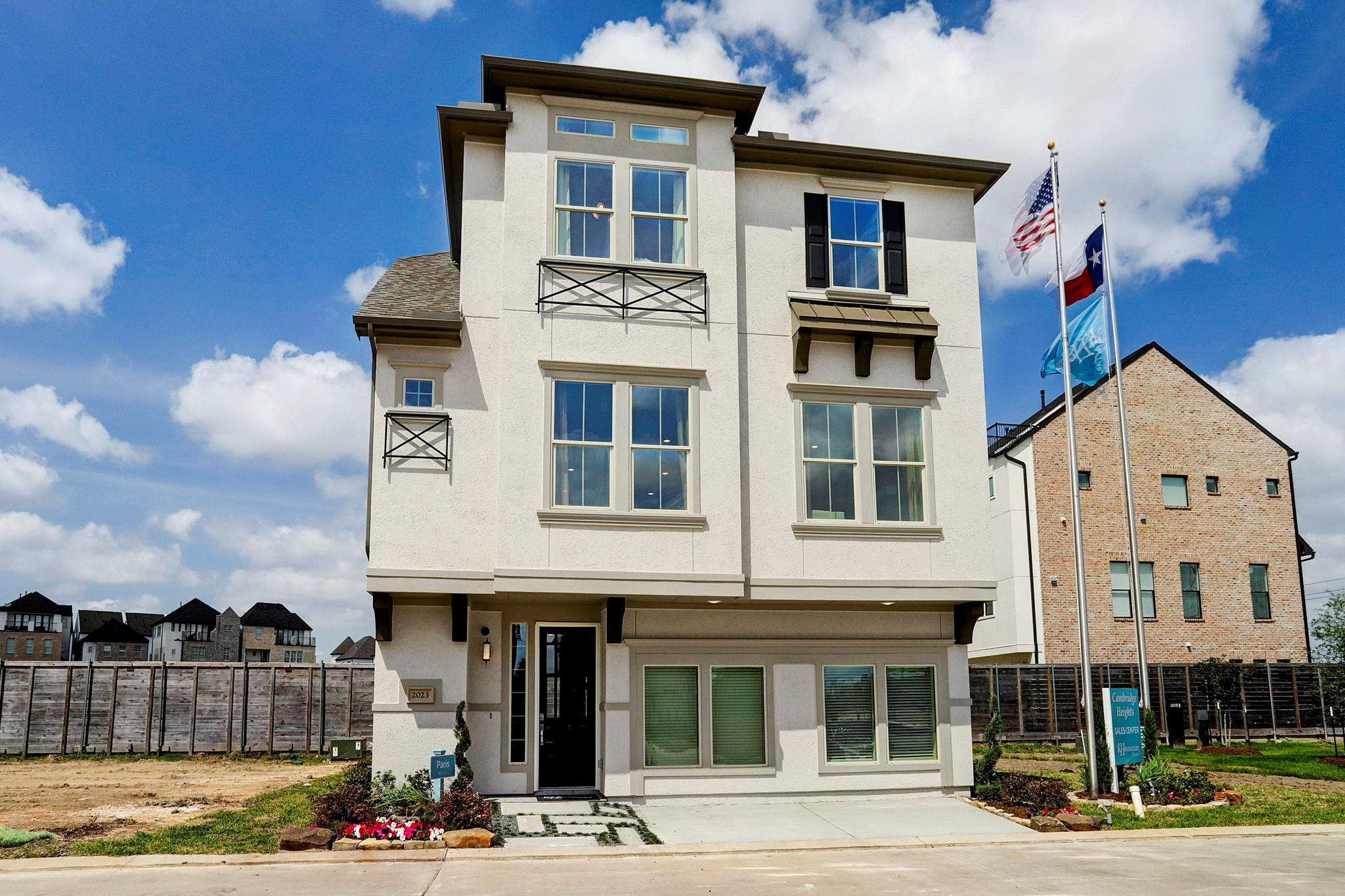 2023 Cambridge Heights Place Property Photo - Houston, TX real estate listing