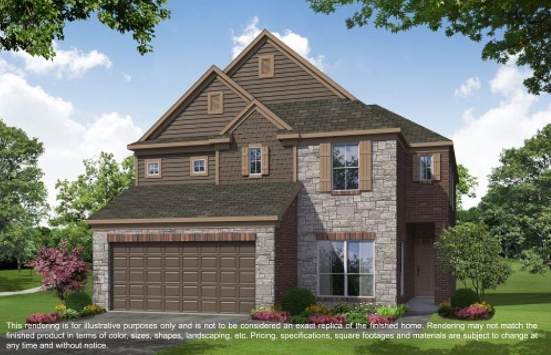 2347 Honey Heights Lane Property Photo - Fresno, TX real estate listing