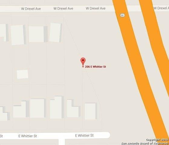 206 E Whittier Street Property Photo - San Antonio, TX real estate listing