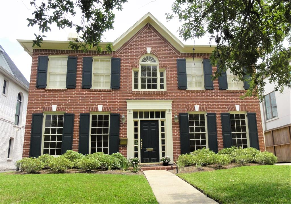 6627 Edloe Street Property Photo - Southside Place, TX real estate listing