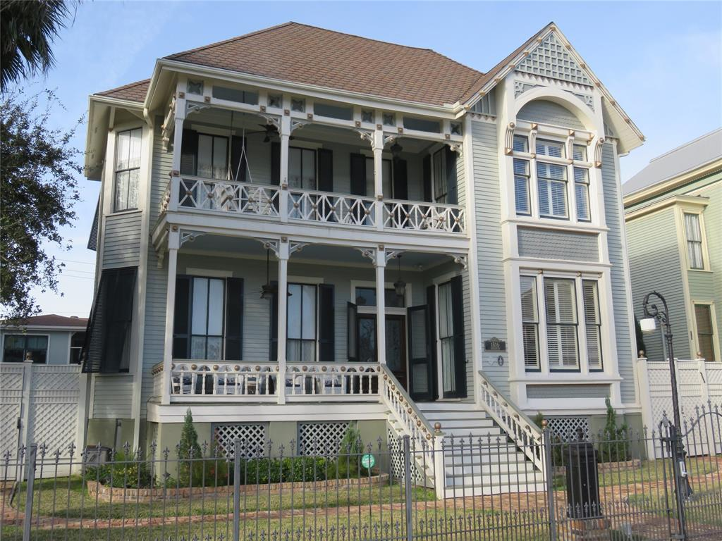 1816 Post Office Street Property Photo - Galveston, TX real estate listing