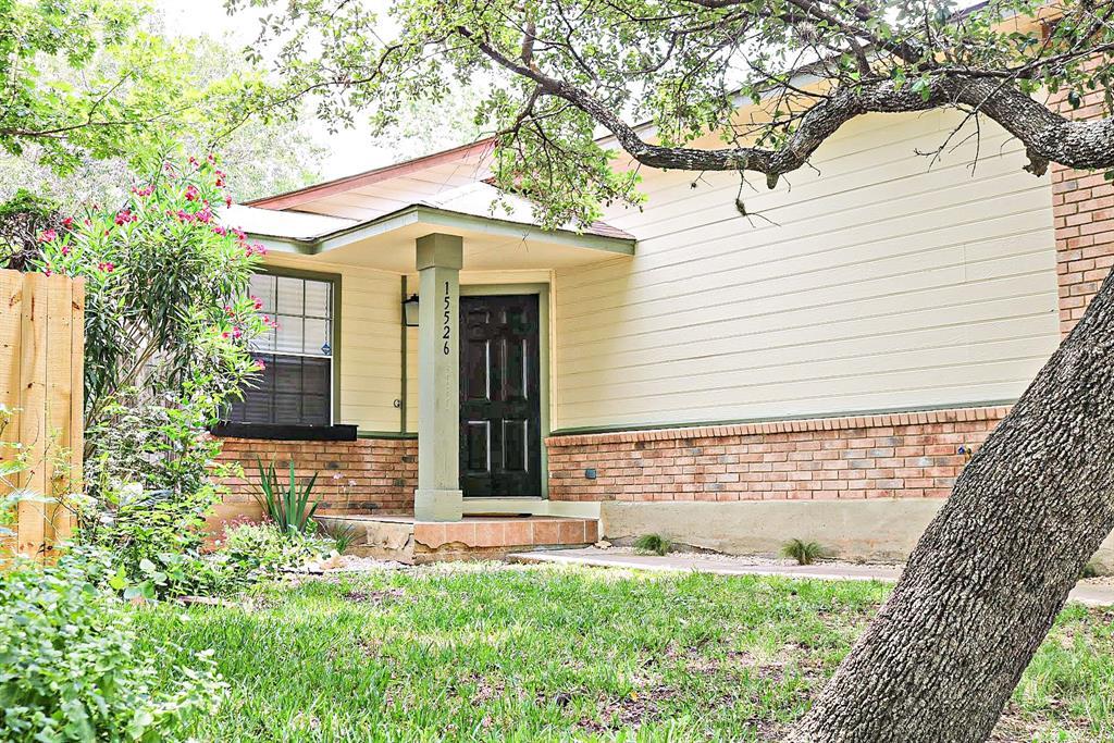 15526 Knollglade Property Photo - San Antonio, TX real estate listing