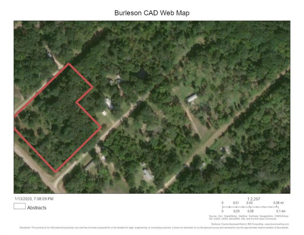 14-15 LOT Maple Dr, Caldwell, TX 77836 - Caldwell, TX real estate listing