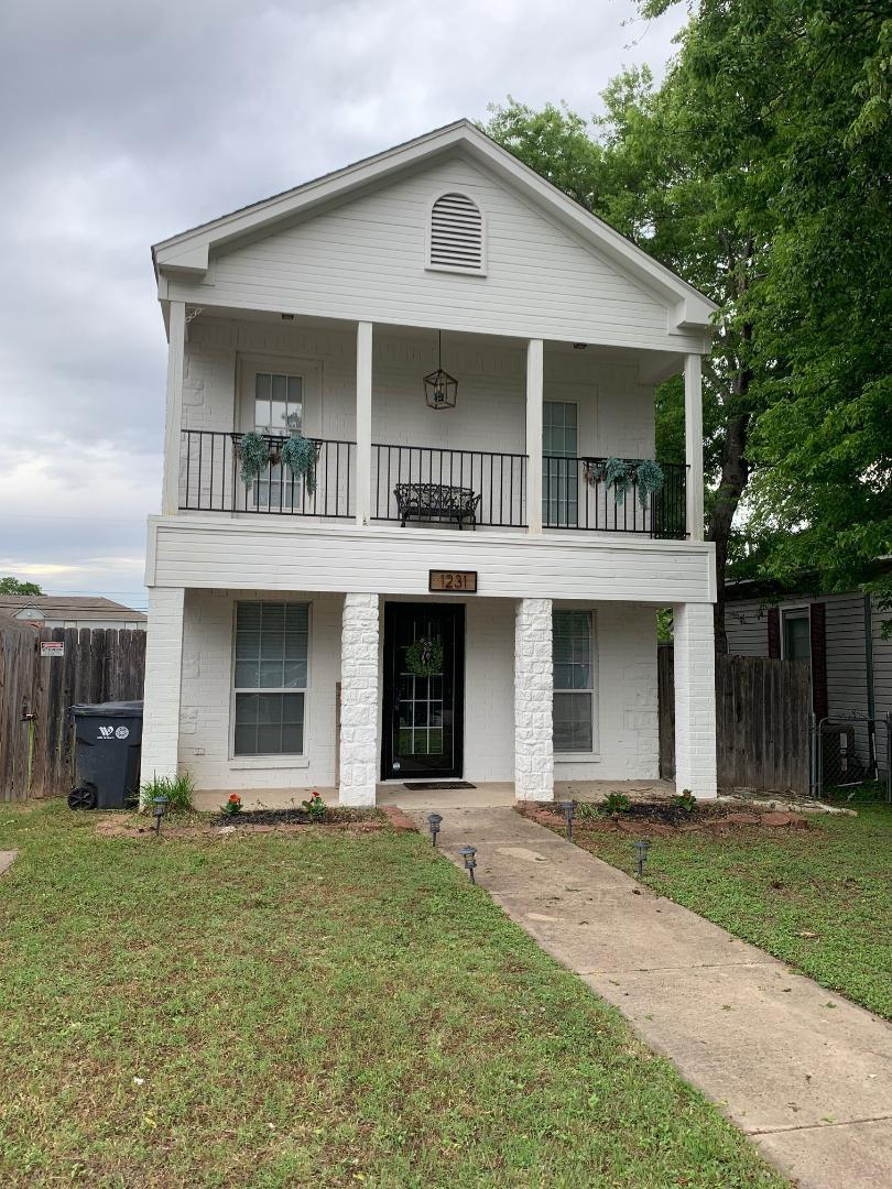 1231 Bagby Avenue Property Photo - Waco, TX real estate listing