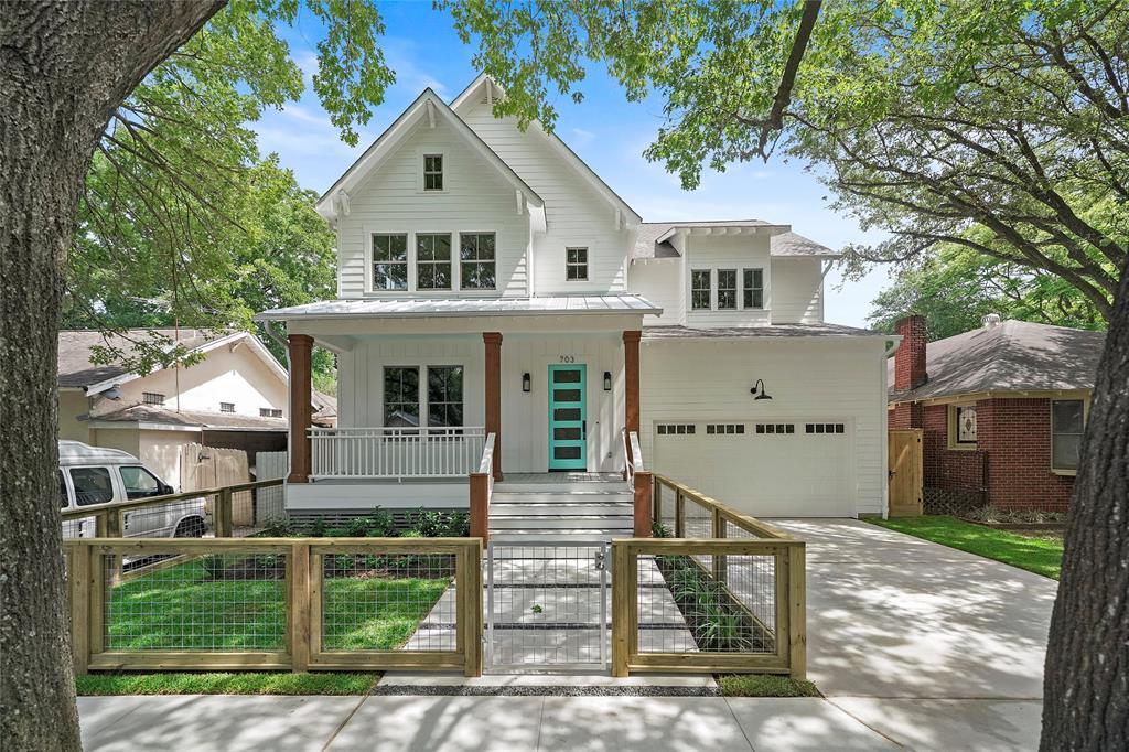 703 Ridge Street, Houston, TX 77009 - Houston, TX real estate listing