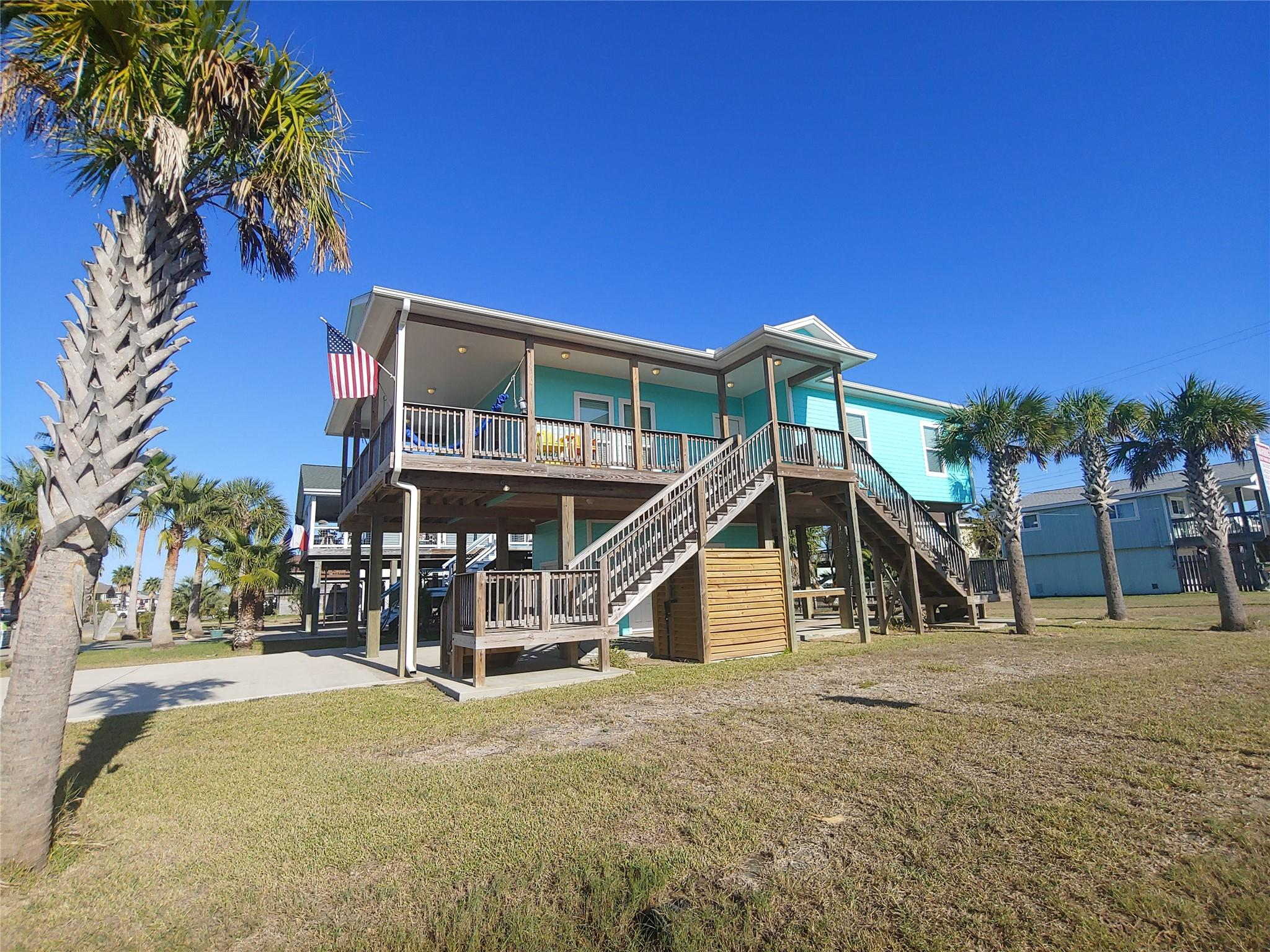 16635 Jamaica Inn Road Property Photo - Jamaica Beach, TX real estate listing