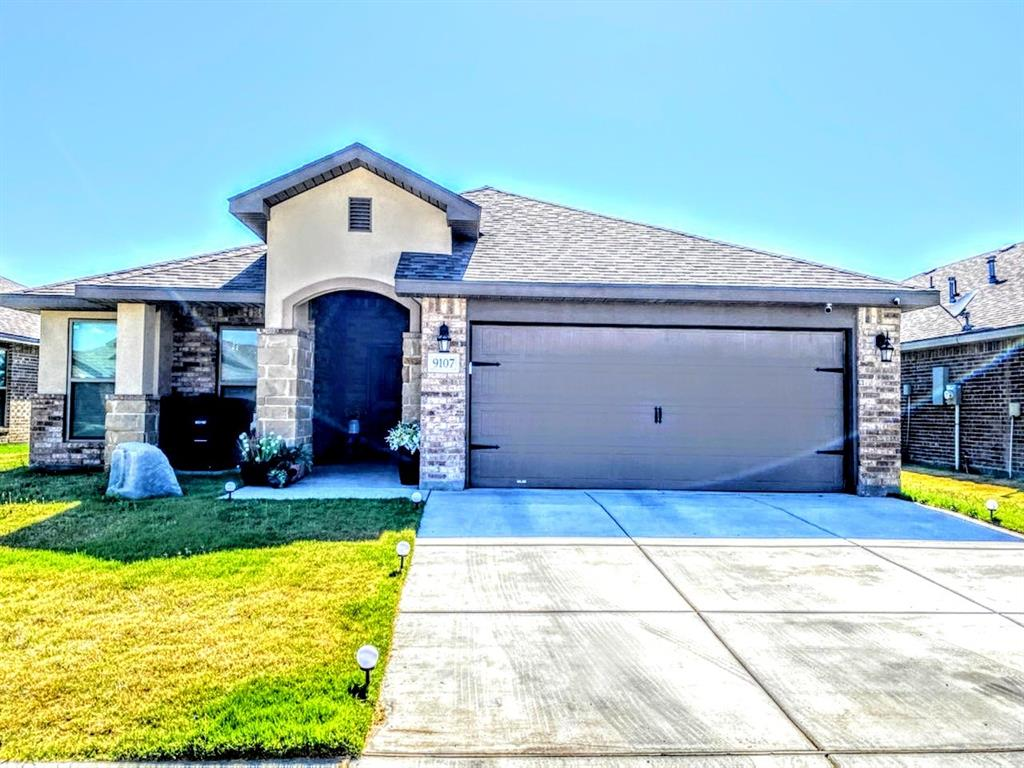 9107 Pepper Grass Avenue Property Photo - Odessa, TX real estate listing