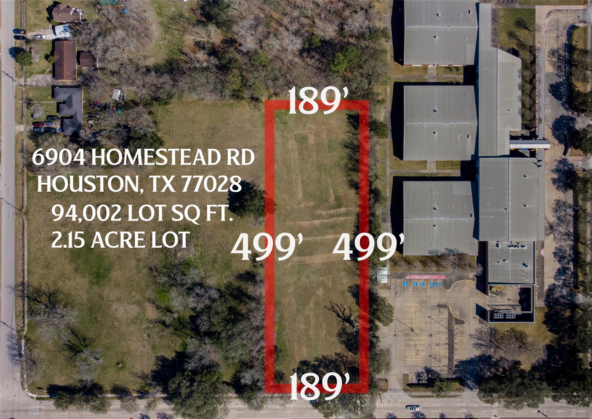 6904 Homestead Road Property Photo