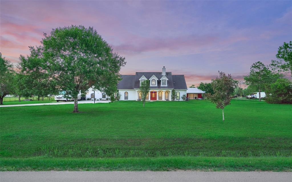13830 Country Side Street Property Photo - Santa Fe, TX real estate listing