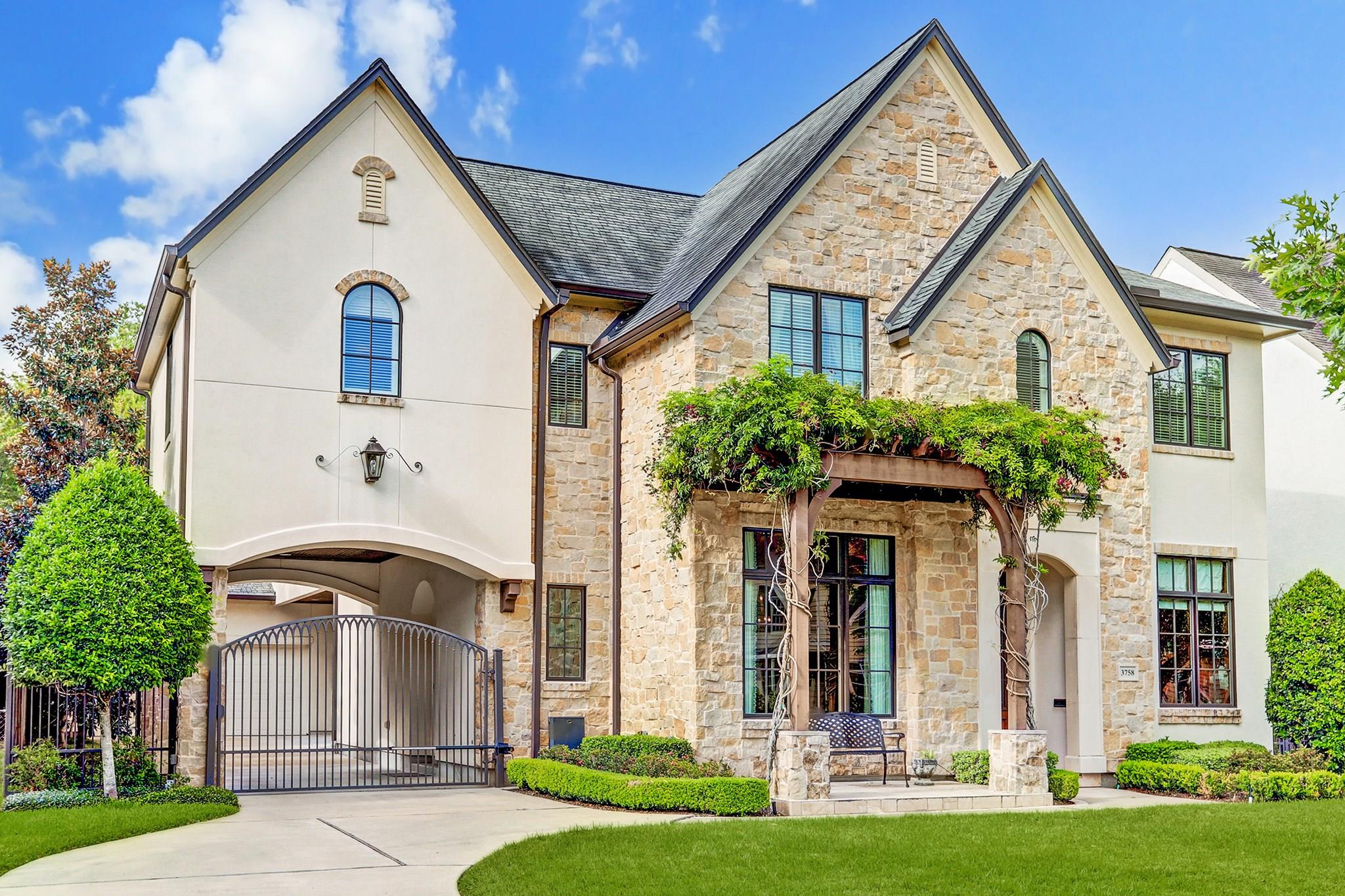 3758 Tangley Property Photo - West University Place, TX real estate listing