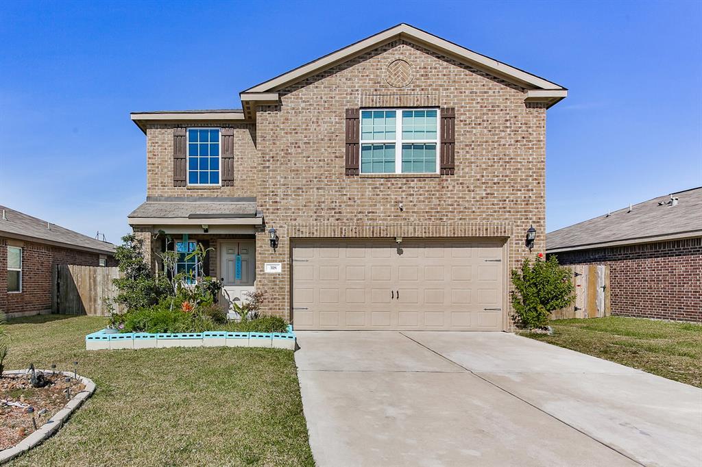 318 Shoshone Ridge Drive Property Photo - La Marque, TX real estate listing