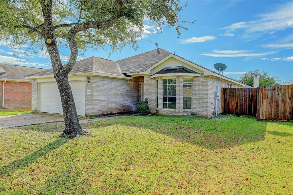 7913 Fallen Oak Lane, Texas City, TX 77591 - Texas City, TX real estate listing