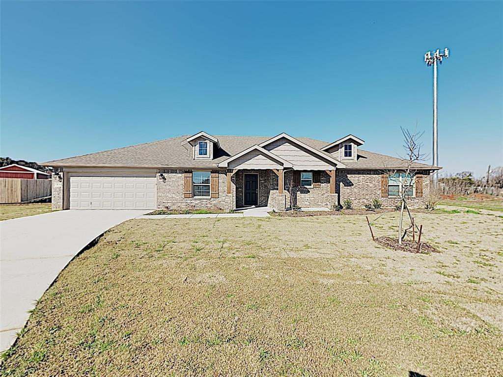 3905 Chippewa Court Property Photo - Granbury, TX real estate listing