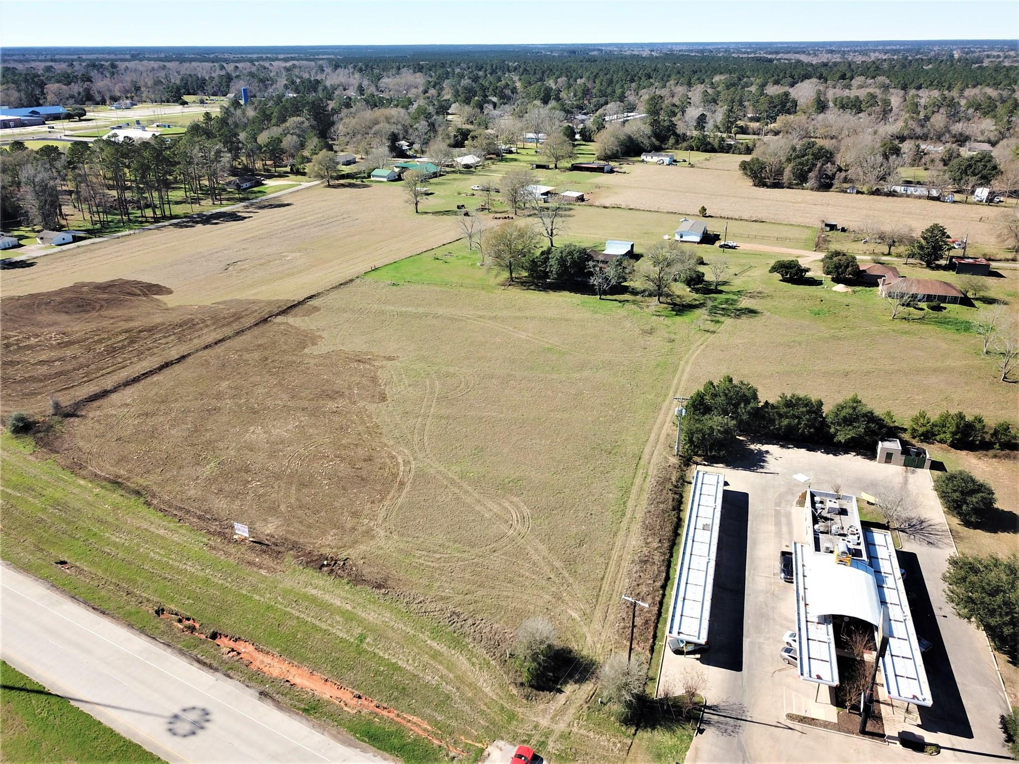 00 US 59S Property Photo - Shepherd, TX real estate listing