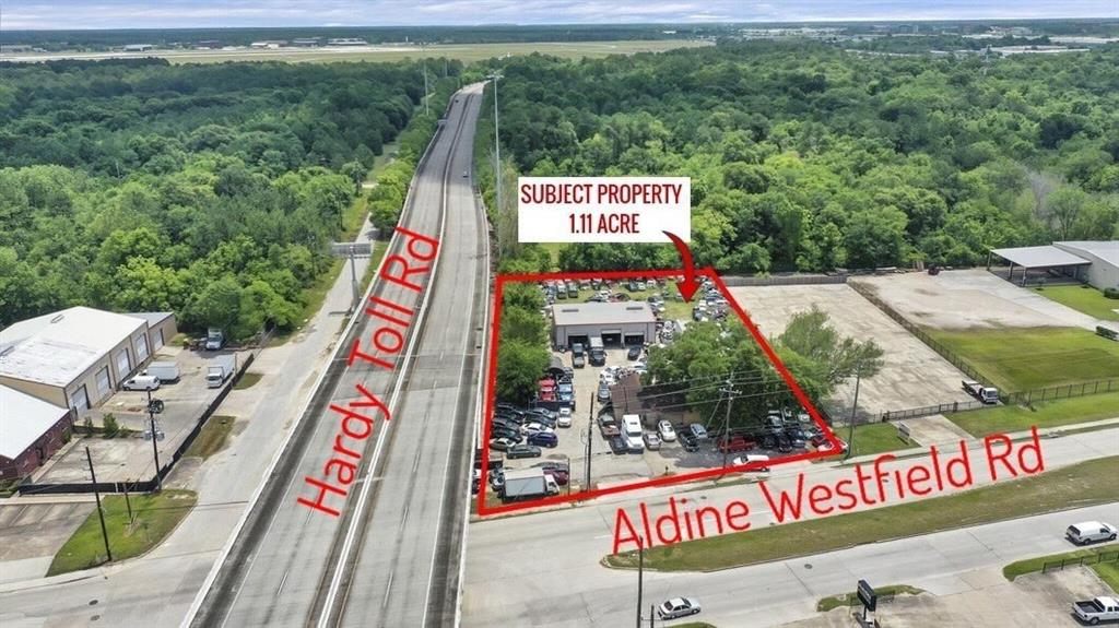 16230 Aldine Westfield Road Property Photo - Houston, TX real estate listing