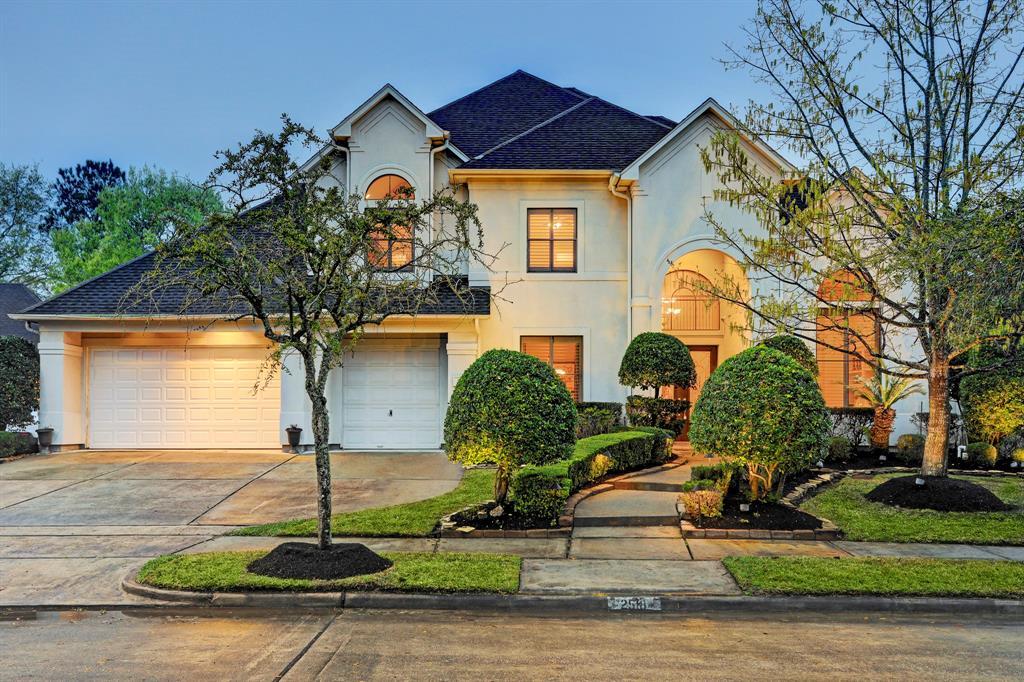 2518 Deep Oak Court Property Photo - Houston, TX real estate listing