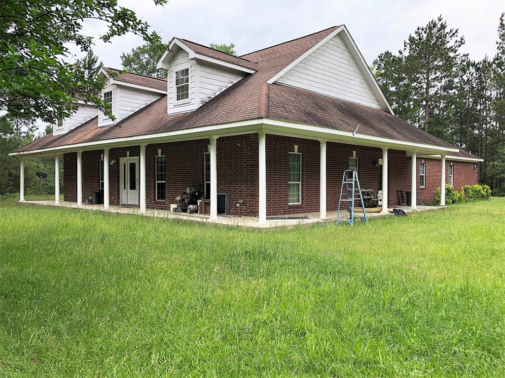 1614 McSpadden Road Property Photo - Moscow, TX real estate listing