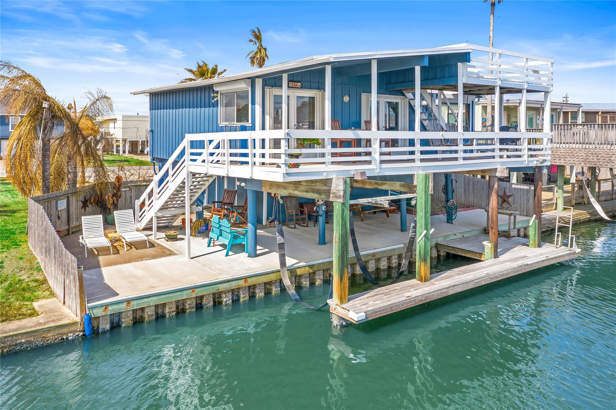 16513 Tampico Way Property Photo - Jamaica Beach, TX real estate listing