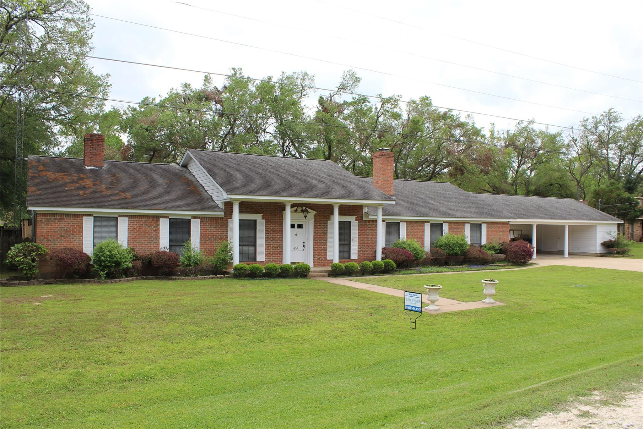 450 Pennington Street Property Photo - Lovelady, TX real estate listing