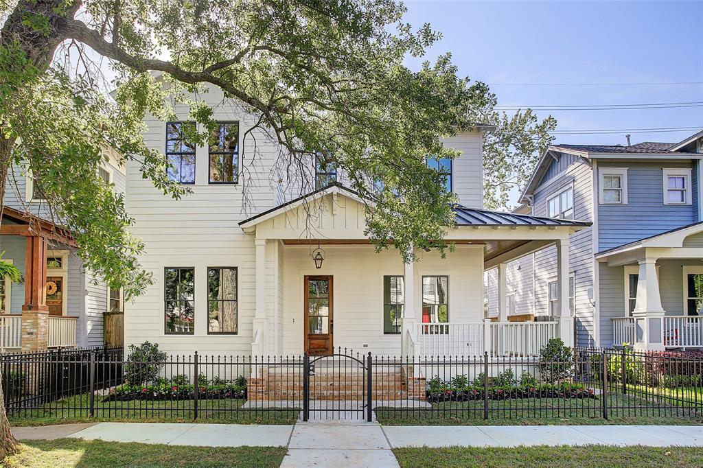 1021 Waverly Street, Houston, TX 77008 - Houston, TX real estate listing