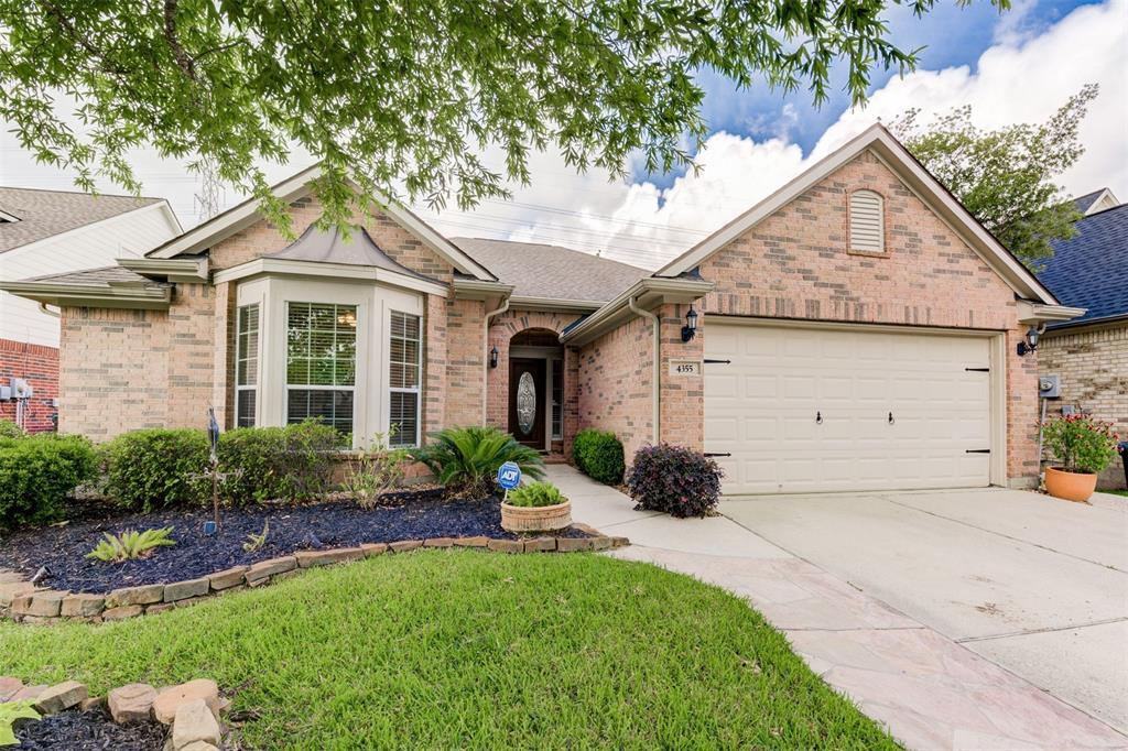 4355 Countrytrails Court Property Photo - Spring, TX real estate listing