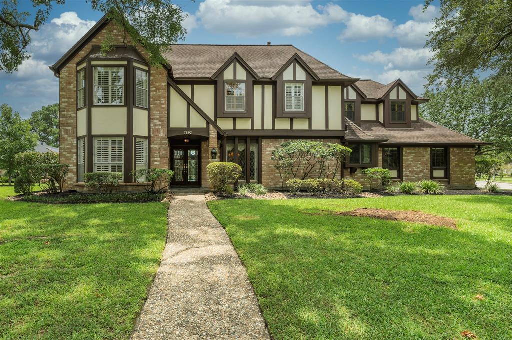 7802 Beaver Lake Court Property Photo - Humble, TX real estate listing