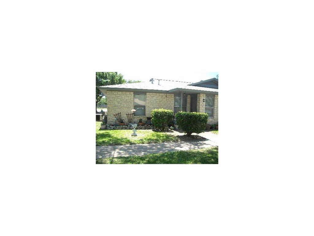806 N Rhomberg Street Property Photo - Burnet, TX real estate listing
