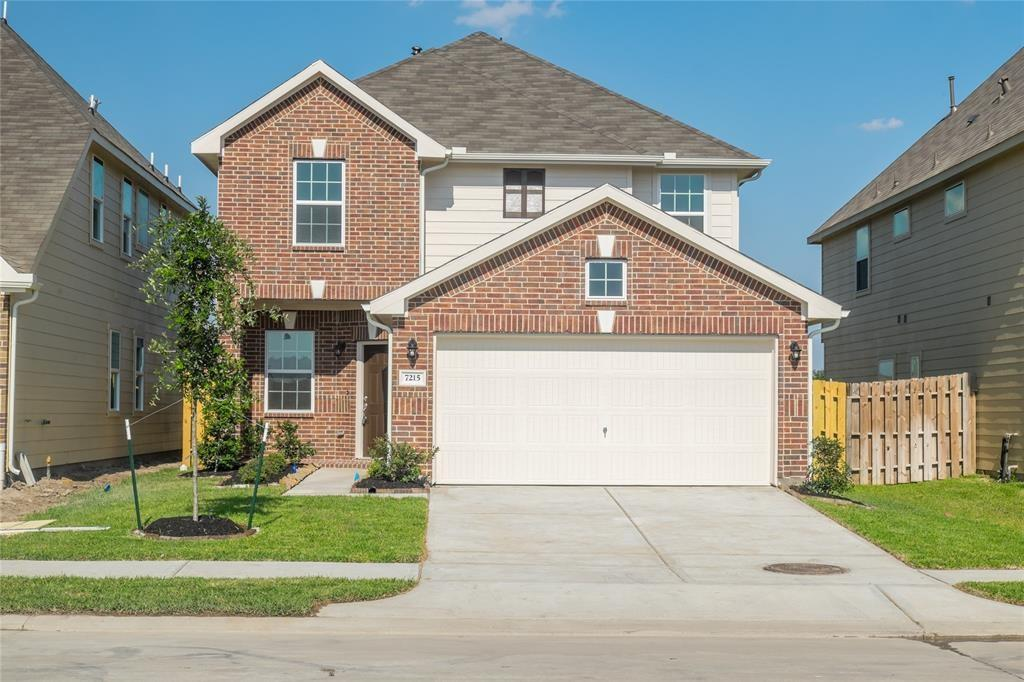 7215 Ironwood Forest Drive Property Photo - Houston, TX real estate listing