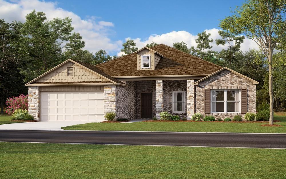 9821 Hunter Springs Lane Property Photo 1