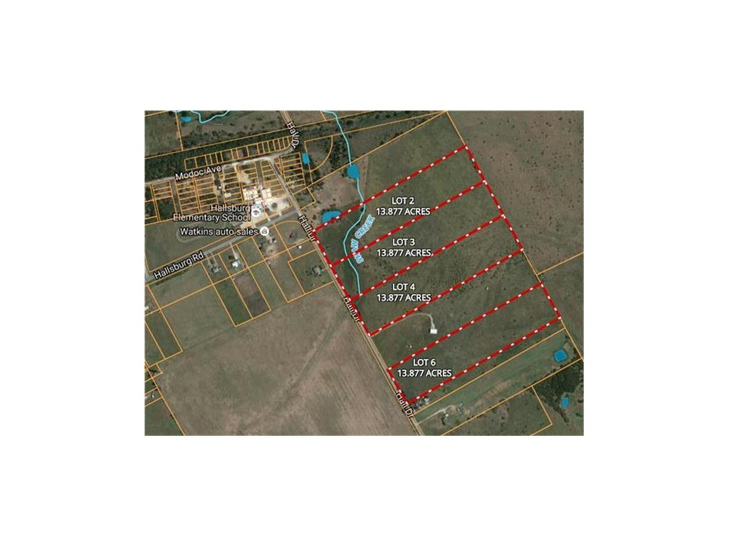 TBD,Hall,Drive Property Photo - Hallsburg, TX real estate listing