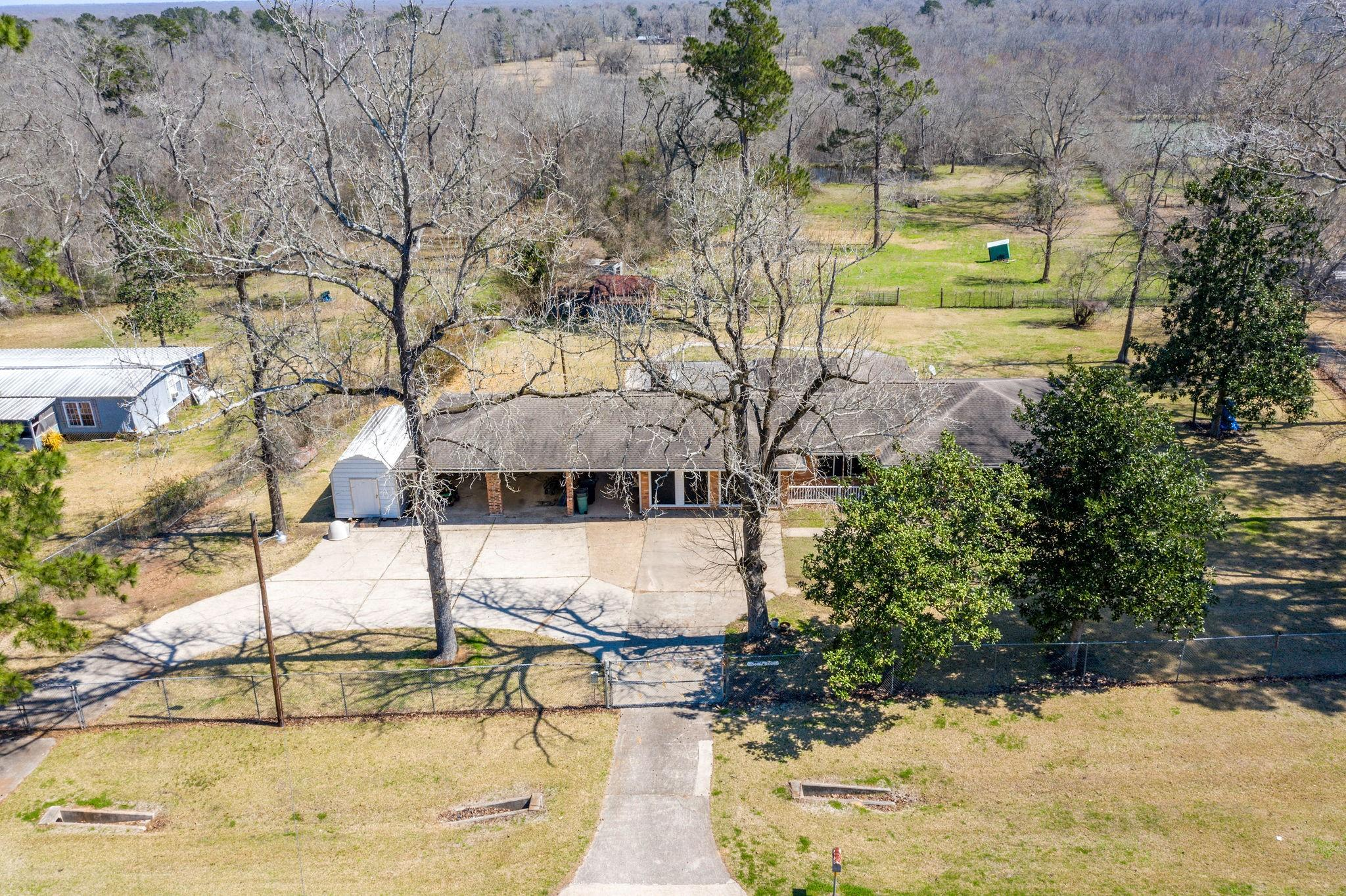 5448 Fm 1008 Property Photo - Kenefick, TX real estate listing